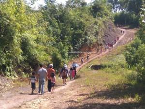 thanksgiving Harvest Festival, adventure, backpackers, Bengkayang, Indonesia, West Kalimantan, Desa Tangguh, Kampung Kadek, dayak bidayuh, tribe, culture, Tourism, tourist attraction, traditional, travel guide, village