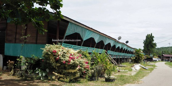 longhouse, authentic, traditional, destination, Borneo, Interior Division, dayak lundayeh, Lun Bawang, orang asal, Tourism, tourist attraction, travel guide, village, transborder, 沙巴旅游景点, 原著民长屋