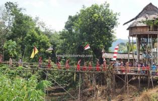 Gawai Padi, thanksgiving Festival, authentic, destination, Borneo, West Kalimantan, Kampung Kadek, tribal, event, Tourism, tourist attraction, traditional, travel guide, village, 婆罗洲, 原著民丰收节日