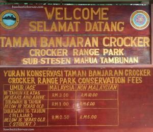 Tambunan, Mahua waterfall, adventure, nature, outdoor, conservation, Crocker Range Park, backpackers, destination, Borneo, Interior Division, Tourism, tourist attraction, travel guide, 沙巴马来西亚, 旅游景点