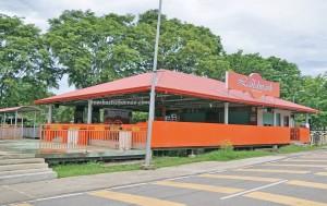 destination, backpackers, Pisompuruan Square, Tugu Pahlawan Memorial, Sinurambi Viewing Point, Menara tinjau, Borneo, Tourism, tourist attraction, travel guide, transborder, Crocker Range, 坦布南沙巴, 马来西亚