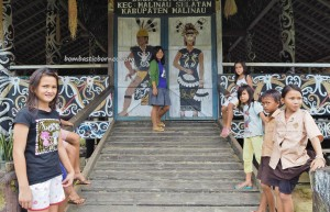 Lamin Adat Desa Setulang, village, indigenous, culture, traditional, Borneo, North Kalimantan, Indonesia, Malinau Selatan Hilir, suku dayak kenyah, native, tribal, obyek wisata, Tourism, travel guide, Transborder