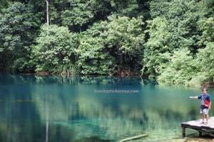 Danau Tulung Ni Lenggo, Telaga Biru, freshwater lake, adventure, nature, backpackers, destination, Batu Putih, Berau, Borneo, Indonesia, East Kalimantan, hidden paradise, Tourism, tourist attraction, travel guide
