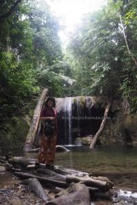 air terjun, adventure, nature, hiking, exploration, backpackers, Borneo, East Kalimantan, family vacation, hidden paradise, wisata alam, Tourism, travel guide, crossborder, 婆罗洲瀑布, 旅游景点