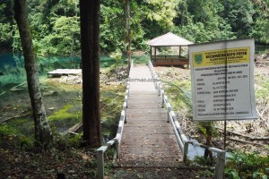 Telaga Biru, freshwater lake, adventure, nature, destination, Batu Putih, East Kalimantan, family holiday, Obyek wisata, Tourism, tourist attraction, travel guide, Transborneo, 东加里曼丹, 婆罗洲