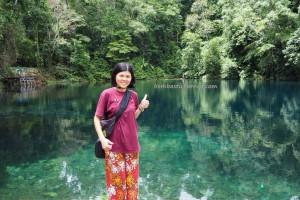 Danau Tulung Ni Lenggo, Telaga Biru, freshwater lake, nature, exploration, backpackers, Batu Putih, Borneo, holiday, hidden paradise, Tourism, tourist attraction, travel guide, Transborneo, 东加里曼丹湖, 旅游景点