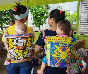 Lamin Adat Desa Setulang, village, authentic, indigenous, culture, North Kalimantan, Indonesia, Malinau Selatan Hilir, dayak motif, Ethnic, tribal, Tourism, obyek wisata, travel guide, 北加里曼丹, 婆罗洲原著民