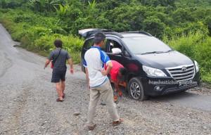 Semolon Waterfall, outdoor, Indonesia, Kalimantan Utara, Malinau, Dayak Lundayeh, exploration, village, Obyek wisata, Tourism, tourist attraction, Transborneo,