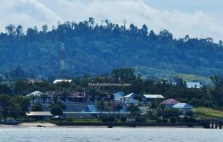 speedboat ride, Malinau express, exploration, adventure, Borneo, Pulau, Obyek wisata, Tourism, tourist attraction, Pelabuhan Liem Hie Djung, Wharf Terminal, Transportation, travel guide, Transborneo, 婆罗洲旅游景点
