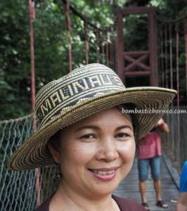 Air Terjun, Semolon Waterfall, rotan, handicrafts, nature, backpackers, Borneo, Mentarang, Dayak Lundayeh, Obyek wisata, Tourism, travel guide, transborder, 北加里曼丹, 婆罗洲,