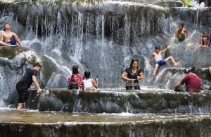 Air Terjun Semolon, Waterfall, hotspring, outdoor, backpackers, Borneo, Mentarang, Desa Paking, hidden paradise, family holiday, Tourism, tourist attraction, travel guide, crossborder, 北加里曼丹, 瀑布旅游景点