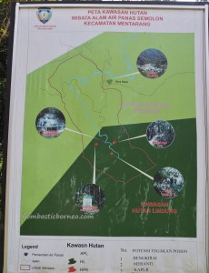 Semolon Waterfall, air panas, adventure, nature, exploration, destination, Borneo, Malinau, Desa Paking, village, tourist attraction, travel guide, transborder, 北加里曼丹, 婆罗洲,