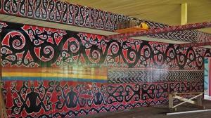 Suku Dayak Bulusu, authentic, traditional, village, culture, backpackers, Kalimantan Utara, Malinau Barat, Desa Sesua, tribe motif, Tourism, tourist attraction, travel guide, crossborder, 北加里曼丹, 原著民旅游景点