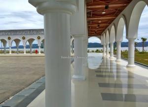 Islamic Center Nunukan, Hidayatur Rahman, masjid, mosque, backpackers, destination, Borneo, Pulau, Island, exploration, Tourism, tourist attraction, travel guide, Transborneo, 婆罗洲, 旅游景点