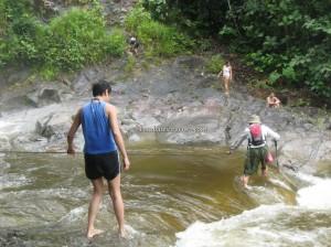 Upper Sebako, Borneo, Sarawak, nature, mountain, waterfall, lundu, kuching, biawak