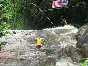 Borneo, Sarawak, nature, mountain, waterfall, lundu, kuching, biawak