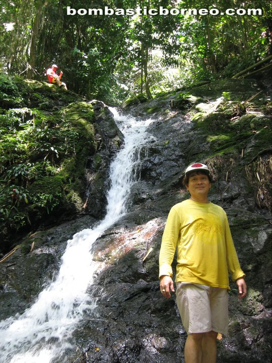 Borneo height, Sarawak, kuching, stream, waterfall, nature