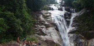 Kampung jangkar, kampung jantan, Jangkar waterfall, lundu, biawak, sematan, borneo, sarawak, malaysia, adventure, nature, trekking, mountain, outdoor, land dayak, native, bidayuh, aruk, border, rainforest