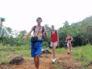 Malaysia, Kuching, Lundu, Biawak, nature, adventure, outdoor, native, orang asli, dayak, bidayuh, waterfall, climbing, trekking, sematan