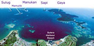 Tunku Abdul Rahman Park, National park, malaysia, sabah, sapi, sulug, mamutik, manukan, gaya, island