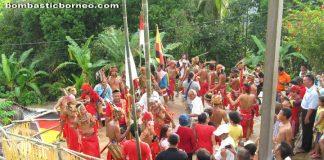 Nyobeng, Borneo, Culture, Traditional, Bidayuh, Gawai, Land Dayak, Kalimantan Barat, Sarawak, Sebujit, sungkung senebe, ritual, kuching, native, malaysia, indonesia, bau