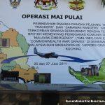Iban Trackers, Sarawak Rangers, dayak, native, kuching, sarawak, malaysia, borneo, orang asli, headhunter, event, memorial, heroes
