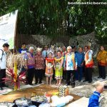 Iban Trackers, Sarawak Rangers, dayak, native, kuching, sarawak, malaysia, borneo, orang asli, headhunter, event, memorial, heroes, traditional, miring