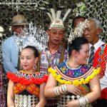 Iban Trackers, Sarawak Rangers, dayak, native, kuching, sarawak, malaysia, borneo, orang asli, headhunter, event, memorial, heroes, traditional
