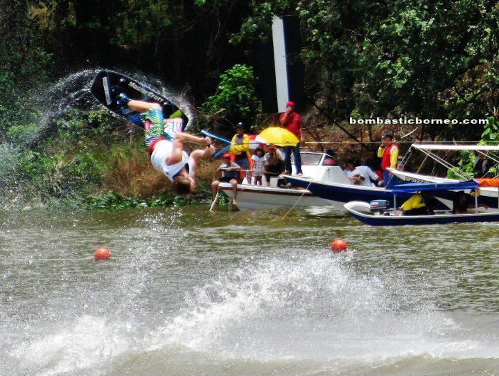Borneo, Malaysia, Sarawak, kuching, sport, sarawak river, wakeboard world cup, regatta, event