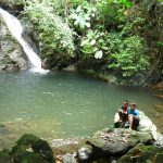 kampung remun, borneo, malaysia, sarawak, serian, samarahan, waterfall, mount ampangan, gedong, rafflesia, nature, adventure, dayak, native, village, bidayuh