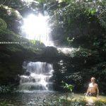 kampung bobak, sejinjang, bau, singai, sarawak, malaysia, satow waterfalls, adventure, trekking, nature, village, bidayuh, land dayak, native, kuching