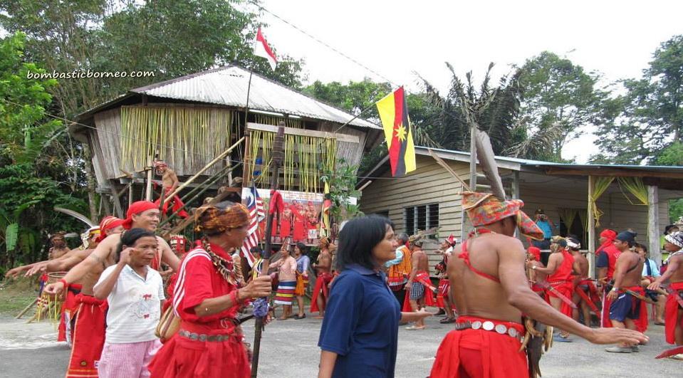 Nyobeng, Borneo, Culture, Traditional, Bidayuh, Gawai, Land Dayak, Kalimantan Barat, Sarawak