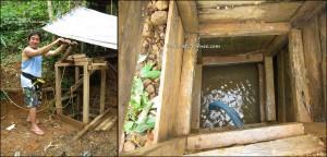 Bengkayang, gold mining, Kalimantan Barat, Borneo, mountainous, village, bupati,