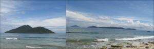 Pulau/island Randayan, Pantai, singkawang, bengkayang, kalimantan barat, indonesia, beach, borneo, Sungai Raya, Pulau Lemukutan, Pulau Penata Besar, Pulau Kabong, fishing village, diving, snorkeling
