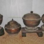 Uking Longhouse, antique, jars, adventure, Borneo, Dayak Iban, tribal, Betong, Sarawak, Malaysia, Culture, pua kumbu