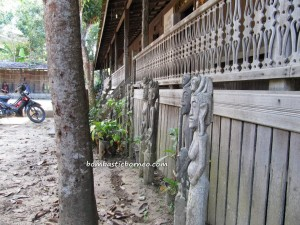 Danau Jempang, adventure, Borneo, bugis, Indigenous Dayak Benuaq, East Kalimantan, Fishing, hard wood, longhouse homestay, Indonesia, Kalimantan Timur, lake, Mahakam river, outdoor, Tanjung Jone, village, Statue carving, patung