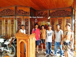 adventure, belian house, Borneo, bugis, East Kalimantan, Fishing, hard wood, homestay, Indonesia, Kalimantan Timur, lake, Mahakam river, outdoor, village