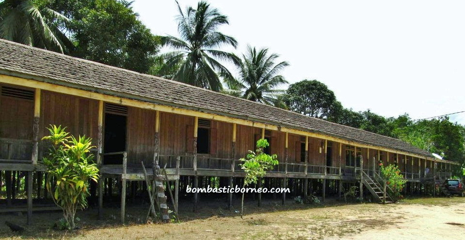 Lamin, adventure, Borneo, Indigenous Dayak Benuaq, East Kalimantan, hard wood, traditional longhouse homestay, Indonesia, Kalimantan Timur, outdoor, village, Statue carving, patung, sculptures,