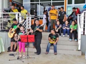 Borneo, challenge, competition, event, Kuching, Malaysia, Muay Thai, outdoors, Sarawak, combat Sports, Amateur, profssional fight, Mini Bike, stompers,