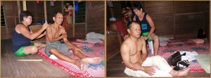 muscular problem, authentic, bengkayang, Bidayuh, Borneo, dayak, dusun, Ethnic, Gawai harvest festival, indigenous, indonesia, Kalimantan Barat, Kampung Gumbang, native, Siding, chinese traditional treatment, tribal, tribe, village, west kalimantan, Sarawak, Kuching,