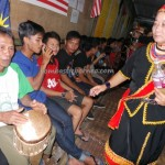 authentic, Bidayuh, Borneo, culture, dayak, Gawai Sawa, indigenous, native, Padawan, paddy harvest festival, Sarawak, Suruh Engkadok, thanksgiving, tirbe, traditional, tribal, village