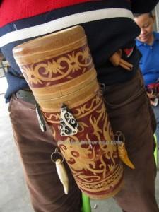 authentic, Bidayuh, Borneo, culture, Ethnic, event, Gawai Sawa, indigenous, Kuching, land dayak, longhouse, malaysia, native, outdoors, paddy harvest festival, ritual, Sarawak, thanksgiving, traditional, tribal, tribe, blowpipe, sumpit