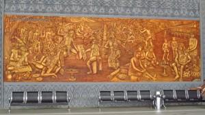 Borneo, indonesia, West Kalimantan Barat, kapuas hulu, ketapang, Kubu Raya, Kuching, Melawi, river, Sanggau, Sarawak, Sekadau, sintang, Sungai Ambawang, Transportation, Dayak motif,