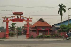 adventure, bike ride, Borneo, Central Kalimantan Tengah, Indonesia, kotawaringin timur, Masjid Raya Mosque, Obyek wisata, outdoor, Sampit river, Wisata Alam Danau Salju, Dayak Culture Center,