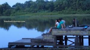 bike ride, Borneo, indonesia, Kalimantan Barat, Rumah kuning, speedboat, west kalimantan, Ketapang,