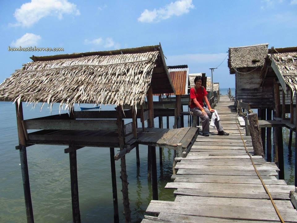 Outdoor Adventure Bike Ride To Beaches Kalimantan Barat Bombastic Borneo