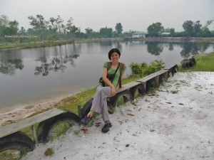 adventure, bike ride, Borneo, Central Kalimantan Tengah, Confucius Temple, Indonesia, kotawaringin timur, Masjid Raya Mosque, Obyek wisata, outdoor, Sampit river, Dayak Culture Center,