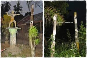 bike ride, Borneo, Central Kalimantan Tengah, culture, indonesia, Muara Rungan river, Obyek wisata, orang utan, outdoor, Palangkaraya, Pulau Kaja island, village, wildlife