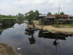 Kalimantan Tengah, outdoor adventure, bike ride, Dayak Ngaju, Indonesia, jungle homestay, Kahayan River, Lais Lake, nature, Obyek wisata, Palangka Raya, Pulang Pisau, Taman Eden,