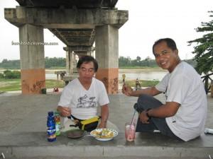 ecotourism Kum Kum, family park, Adventure, bike ride, Dayak Ngaju, Indonesia, Kahayan bridge, Sungai Kahayan river, Obyek wisata, outdoor, cruise excursion, Rumah Tjilik Riwut, Sandung,